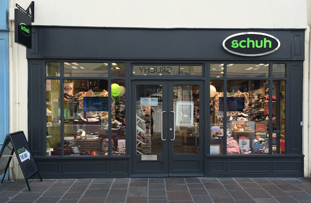 Jersey/Jersey schuh store