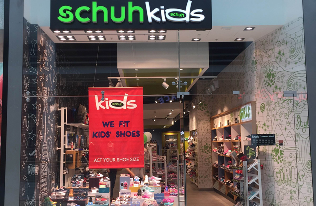 Plymouth/Plymouth Kids schuh store