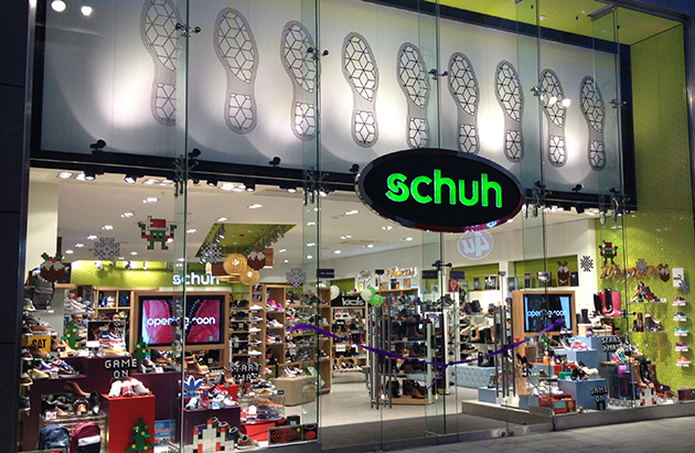newest 1c9d9 1b280 schuh New Square, West Bromwich | One of our Many Shoe Shops