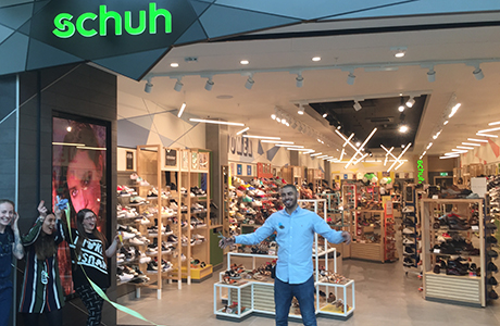 Manchester/Trafford Centre schuh store