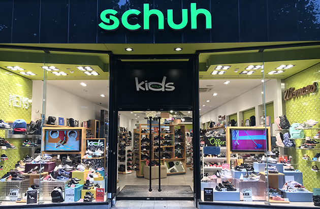 Reading/Reading schuh store