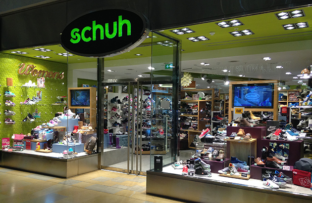 Schuh Ocean Terminal Edinburgh One Of Our Many Shoe Stores