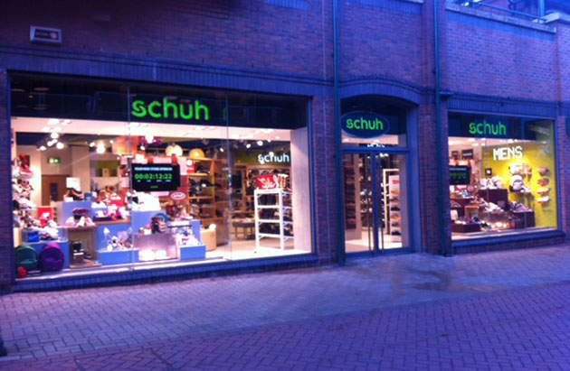 more photos da8dc f82e0 schuh Orchard Square, Sheffield | One of our Many Shoe Shops