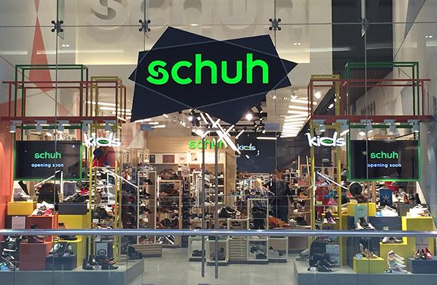 Shoe Shops Intu Derby