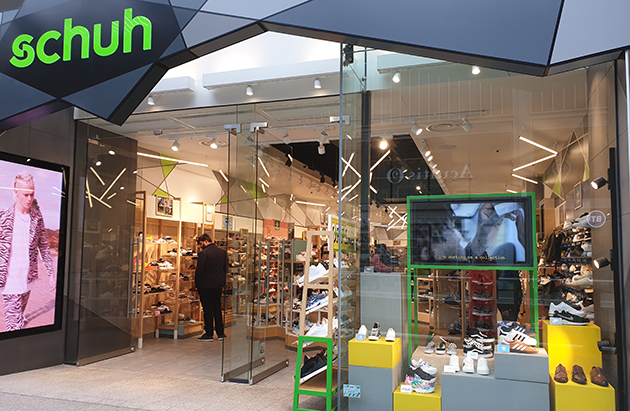 Oxford/Oxford Westgate schuh store