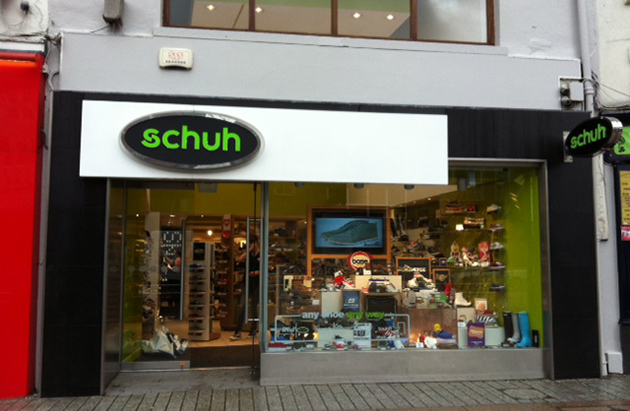 hot sale online b8c04 1c961 schuh Cork, Patrick Street | One of our Many Shoe Shops
