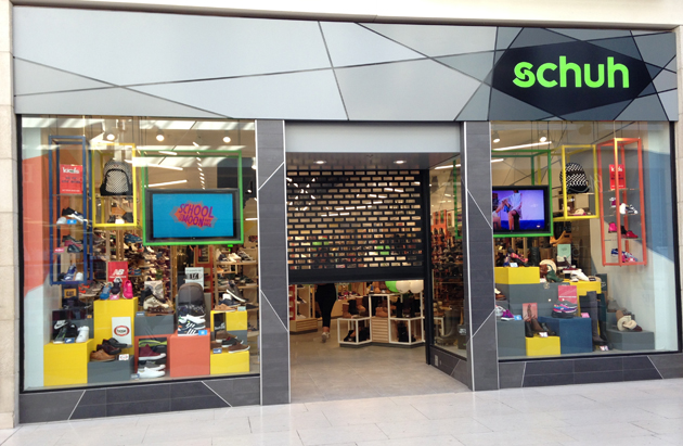 London/Harrow schuh store