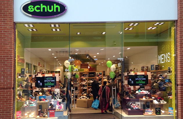 High Wycombe/High Wycombe schuh store