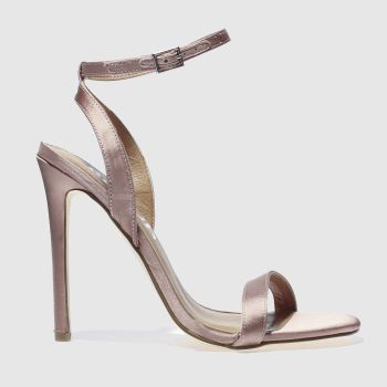 Schuh Pale Pink MOST WANTED High Heels