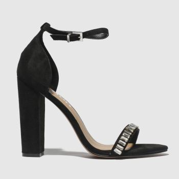 Schuh Black Dressed To Kill Womens High Heels