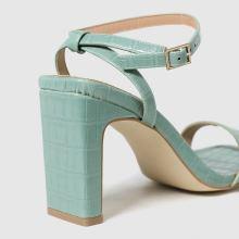 schuh Suzie Croc Two Part Sandal 1