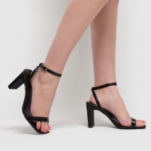 schuh Suzie Two Part Sandal 1