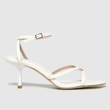 schuh Sapphire Croc Strappy Sandaltitle=