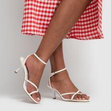 schuh Sapphire Croc Strappy Sandal 1