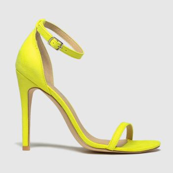 Schuh Yellow Passion Womens High Heels