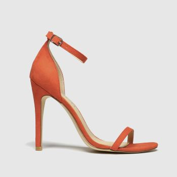 Schuh Orange Passion Damen High Heels