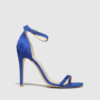 Schuh Blau Passion Damen High Heels