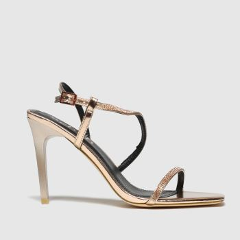 Schuh Bronze Angelic c2namevalue::Womens High Heels