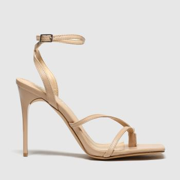 Schuh Beige Adore c2namevalue::Womens High Heels