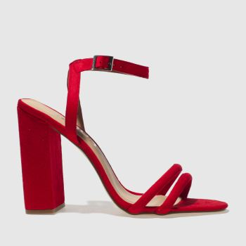 Schuh Red CUPID High Heels