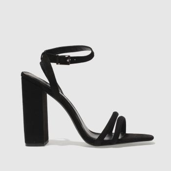 Schuh Black CUPID High Heels