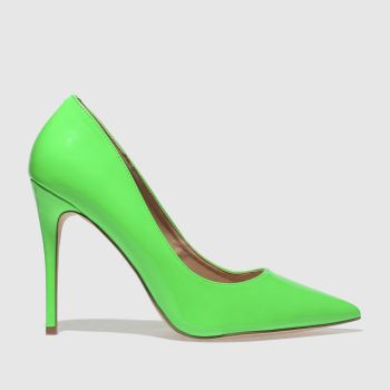 Schuh Green FLIRTY High Heels