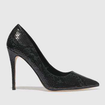 Schuh Black Flirty Womens High Heels from Schuh