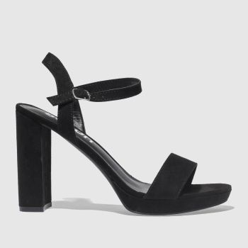 Schuh Black Miraculous Womens High Heels