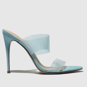 Schuh Turquoise Hypnotize Womens High Heels
