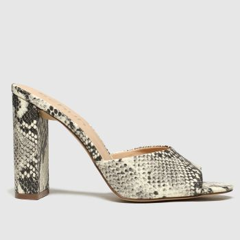 Schuh Natural In The Know Womens High Heels