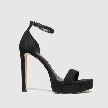 Schuh Black Magnificent c2namevalue::Womens High Heels