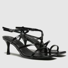 schuh Sadie Strappy Mid Heel 1