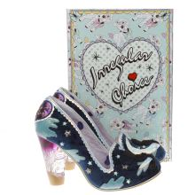 Irregular Choice stars at night 1