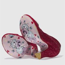 Irregular Choice love me not glitter 1