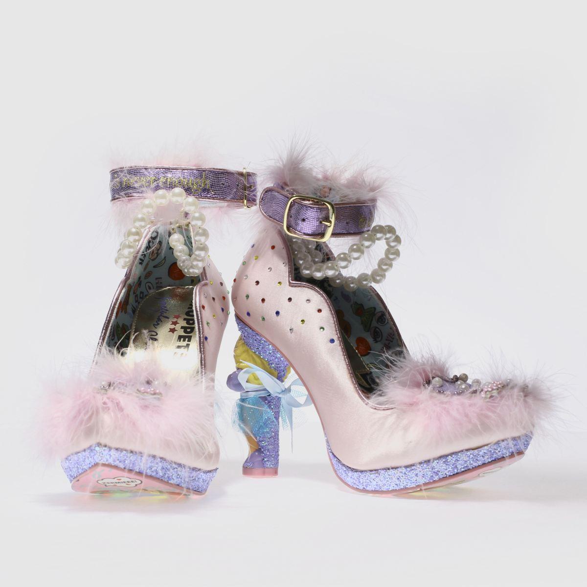 Damen Rosa All irregular choice Disney Muppets All Rosa About Moi High Heels | schuh Gute Qualität beliebte Schuhe 68af88