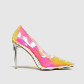 Public Desire Pink & Gold Drank c2namevalue::Womens High Heels