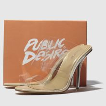 c5900256064 womens natural public desire boujee high heels