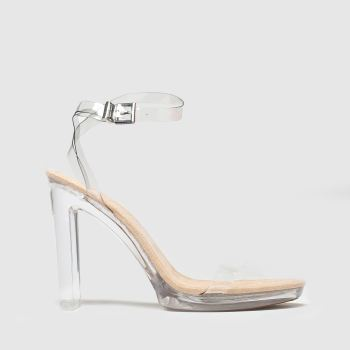 Public Desire Natural Steal c2namevalue::Womens High Heels