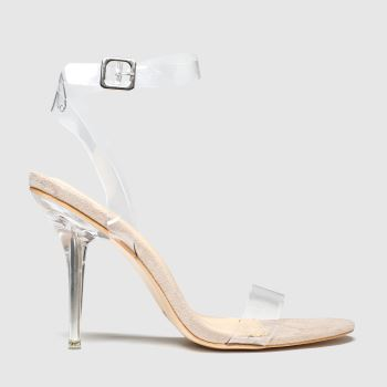 Public Desire Natural Highlight High Heels