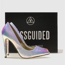 Missguided point toe court 1
