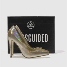 Missguided metallic point 1