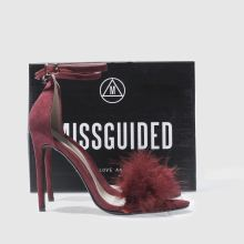 Missguided feather barely there 1