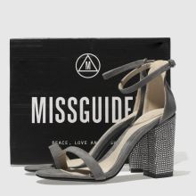 Missguided diamanté block 1