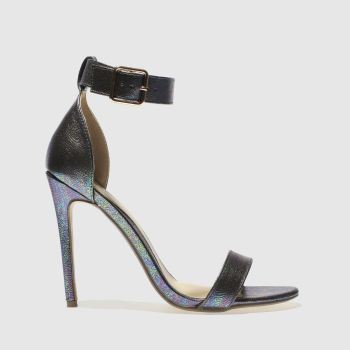 Missguided Multi Flat Strap Barely Womens High Heels