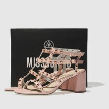 Missguided studded gladiator 1