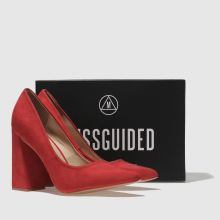 Missguided flared point heel 1