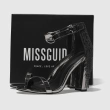 Missguided metal tassel block 1