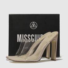 Missguided illusion heel 1