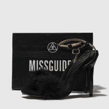 Missguided shiny barely there feather 1
