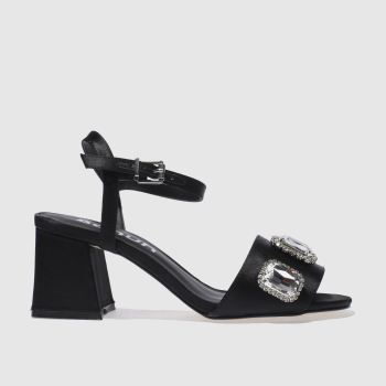 Schuh Black Celebrity Womens Low Heels